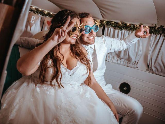 La boda de Álex y Sara en Malgrat De Mar, Barcelona 204
