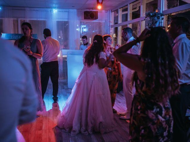 La boda de Álex y Sara en Malgrat De Mar, Barcelona 206