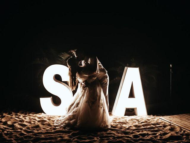La boda de Álex y Sara en Malgrat De Mar, Barcelona 212