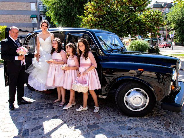 La boda de Vanesa y Javier en Illescas, Toledo 2