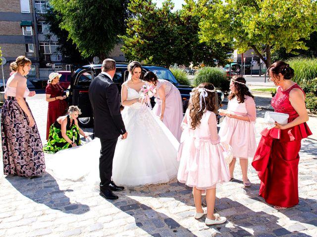 La boda de Vanesa y Javier en Illescas, Toledo 10