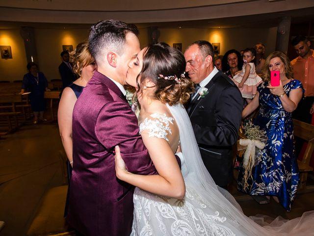 La boda de Vanesa y Javier en Illescas, Toledo 11