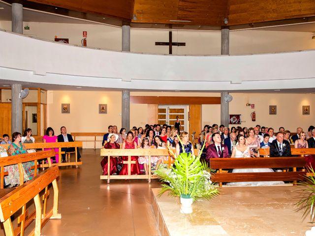 La boda de Vanesa y Javier en Illescas, Toledo 13
