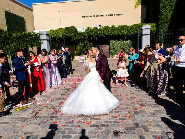 La boda de Vanesa y Javier en Illescas, Toledo 14