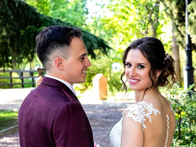 La boda de Vanesa y Javier en Illescas, Toledo 16