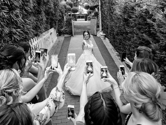 La boda de Vanesa y Javier en Illescas, Toledo 19