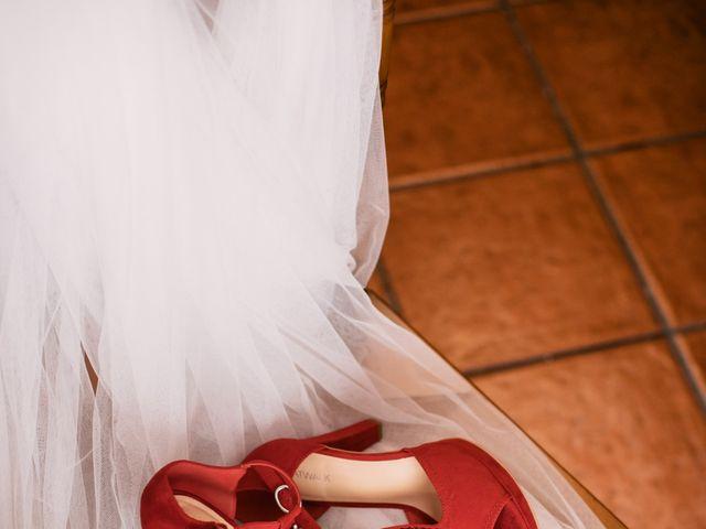 La boda de Jairo y Sarai en Alhaurin De La Torre, Málaga 8