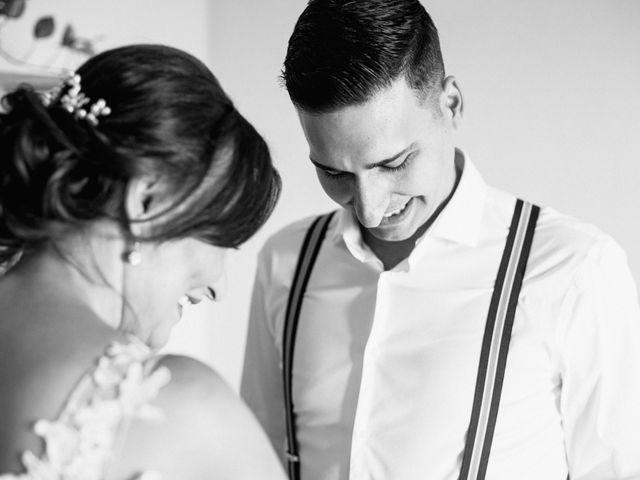 La boda de Jairo y Sarai en Alhaurin De La Torre, Málaga 18