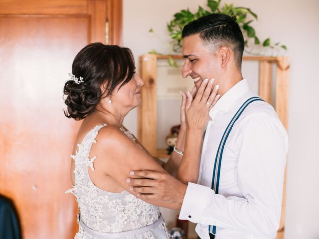 La boda de Jairo y Sarai en Alhaurin De La Torre, Málaga 19