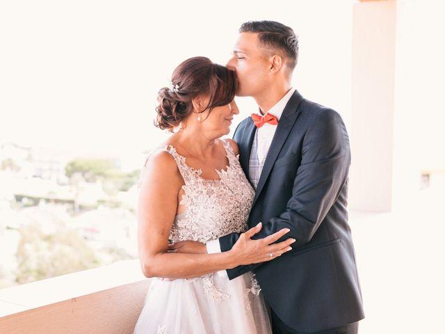 La boda de Jairo y Sarai en Alhaurin De La Torre, Málaga 24