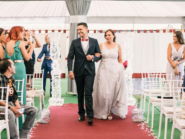 La boda de Jairo y Sarai en Alhaurin De La Torre, Málaga 28