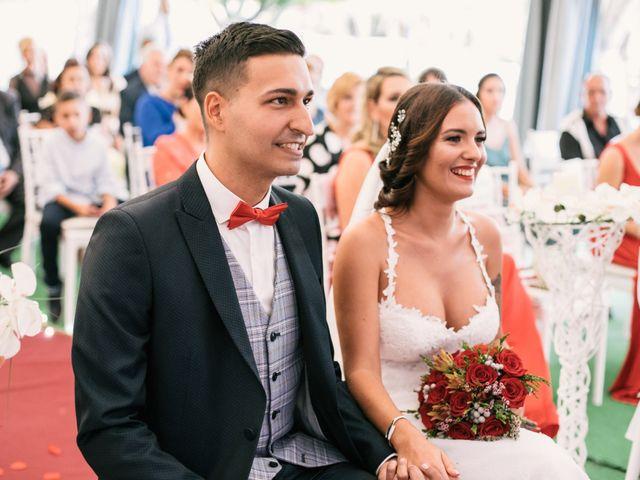 La boda de Jairo y Sarai en Alhaurin De La Torre, Málaga 32