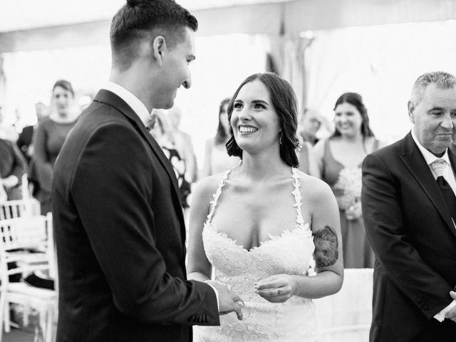 La boda de Jairo y Sarai en Alhaurin De La Torre, Málaga 37