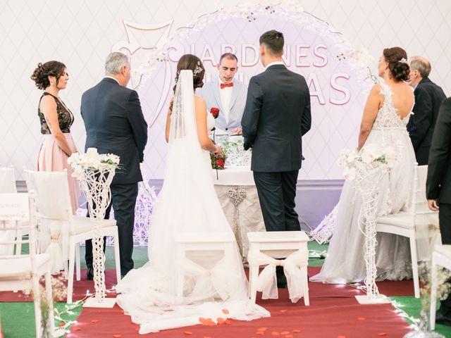 La boda de Jairo y Sarai en Alhaurin De La Torre, Málaga 38