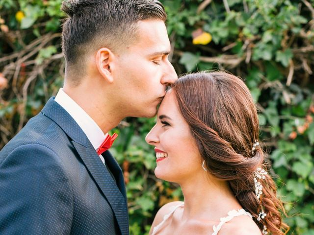 La boda de Jairo y Sarai en Alhaurin De La Torre, Málaga 45