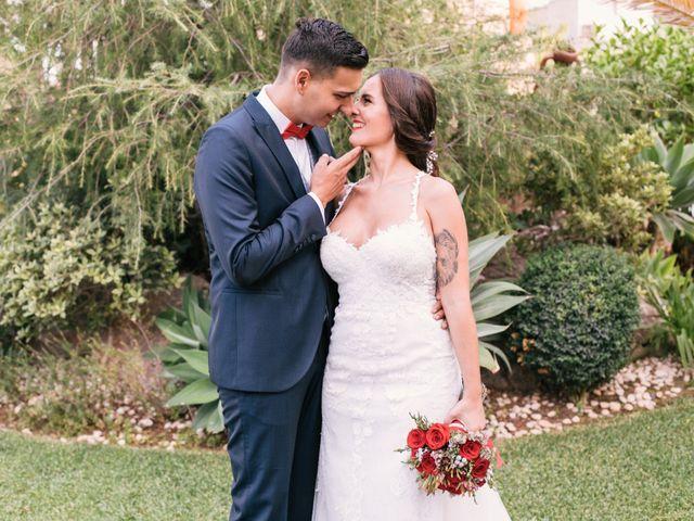 La boda de Jairo y Sarai en Alhaurin De La Torre, Málaga 46
