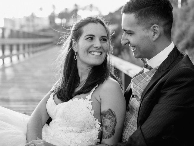 La boda de Jairo y Sarai en Alhaurin De La Torre, Málaga 58