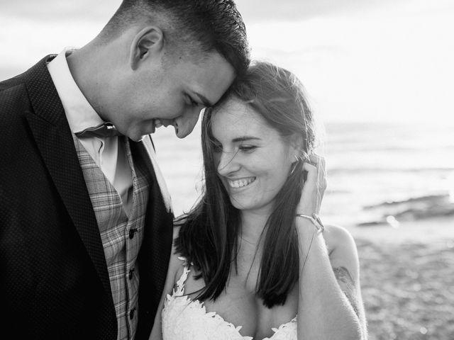 La boda de Jairo y Sarai en Alhaurin De La Torre, Málaga 1