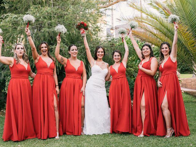 La boda de Jairo y Sarai en Alhaurin De La Torre, Málaga 60