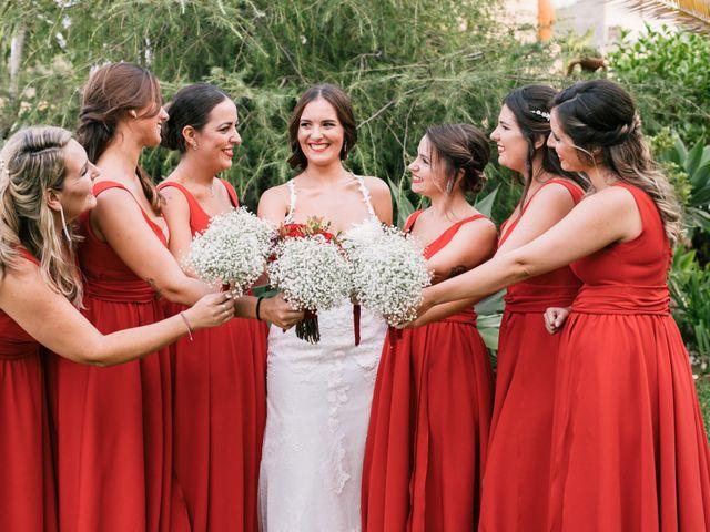 La boda de Jairo y Sarai en Alhaurin De La Torre, Málaga 61