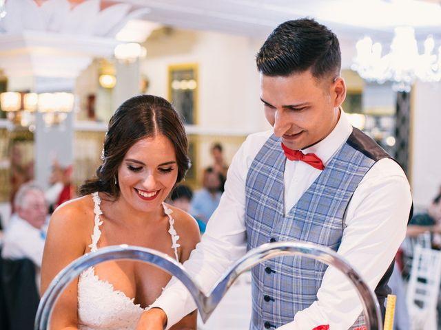 La boda de Jairo y Sarai en Alhaurin De La Torre, Málaga 67