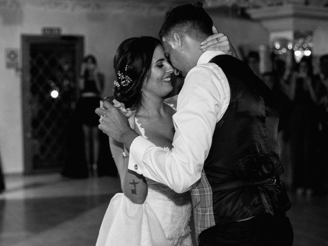 La boda de Jairo y Sarai en Alhaurin De La Torre, Málaga 69