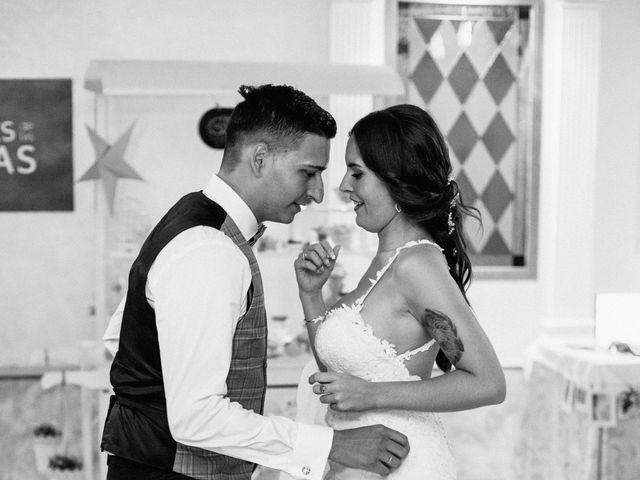 La boda de Jairo y Sarai en Alhaurin De La Torre, Málaga 70