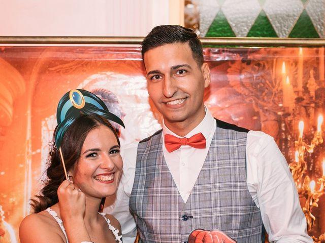 La boda de Jairo y Sarai en Alhaurin De La Torre, Málaga 71