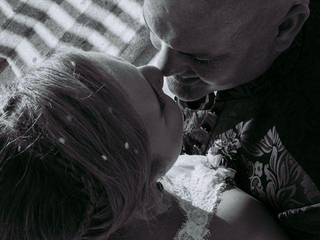 La boda de Óscar y Ana