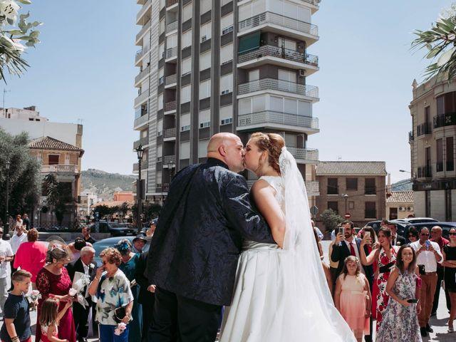 La boda de Ana y Óscar en Archena, Murcia 11