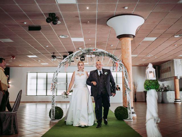 La boda de Ana y Óscar en Archena, Murcia 13