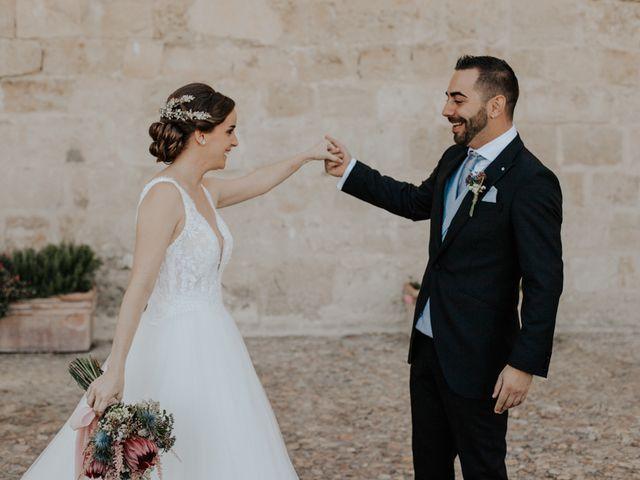 La boda de David y Marta en Salamanca, Salamanca 12