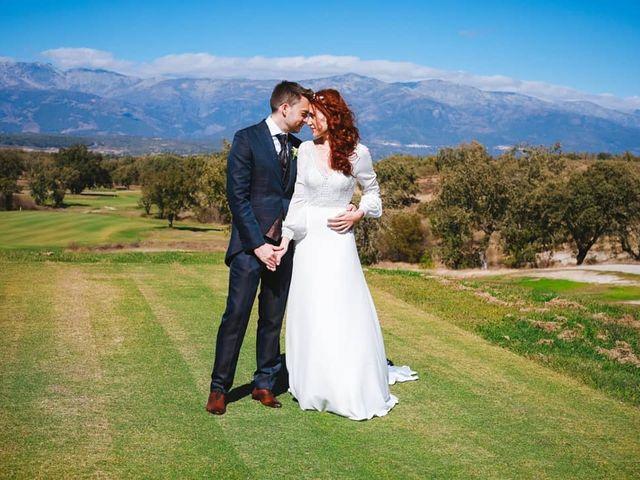 La boda de Alicia y David