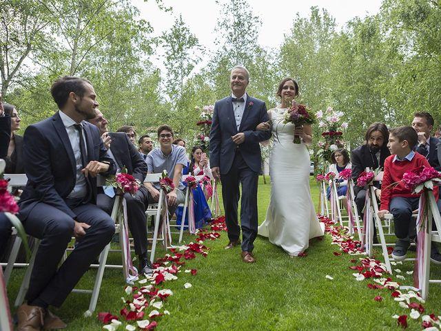 La boda de Mariona y Sergi en Santa Coloma De Farners, Girona 25
