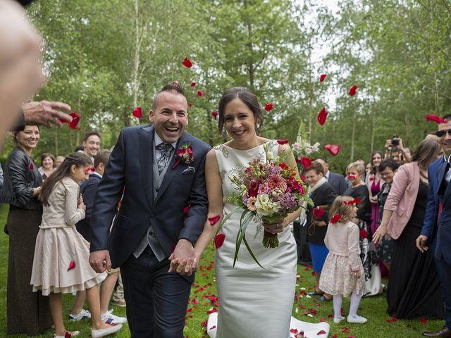 La boda de Mariona y Sergi en Santa Coloma De Farners, Girona 34