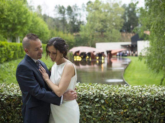 La boda de Mariona y Sergi en Santa Coloma De Farners, Girona 35