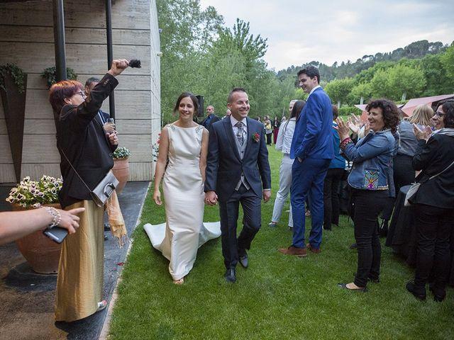 La boda de Mariona y Sergi en Santa Coloma De Farners, Girona 37
