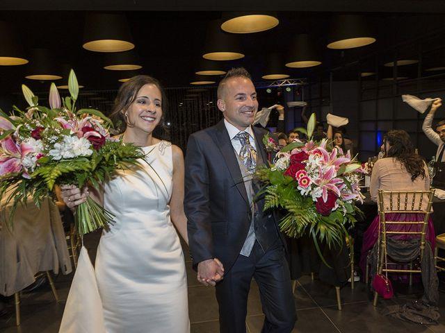 La boda de Mariona y Sergi en Santa Coloma De Farners, Girona 43