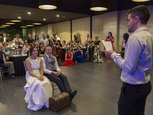 La boda de Mariona y Sergi en Santa Coloma De Farners, Girona 44