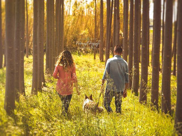 La boda de Victor y Ana en La Selva Del Camp, Tarragona 2