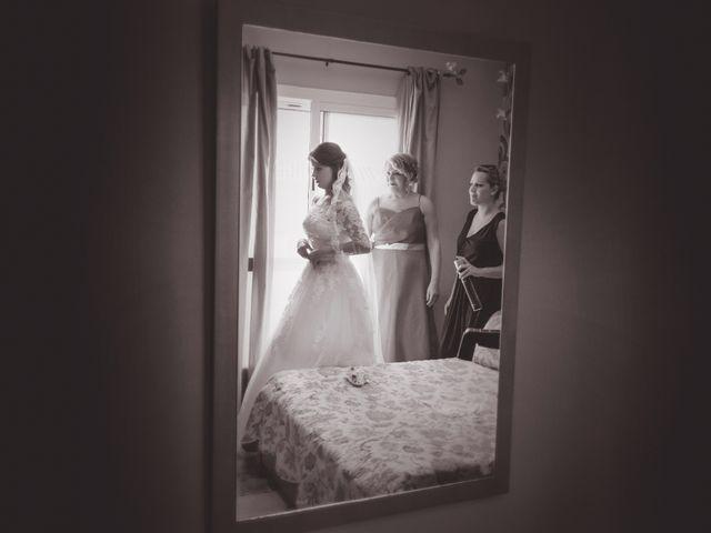 La boda de Victor y Ana en La Selva Del Camp, Tarragona 19