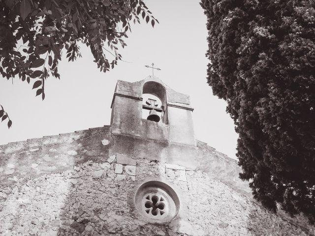 La boda de Victor y Ana en La Selva Del Camp, Tarragona 25