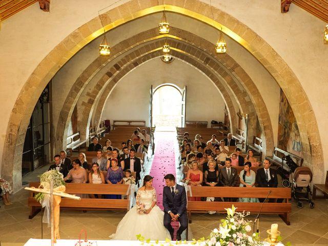 La boda de Victor y Ana en La Selva Del Camp, Tarragona 30