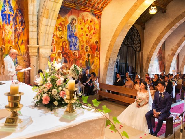 La boda de Victor y Ana en La Selva Del Camp, Tarragona 31