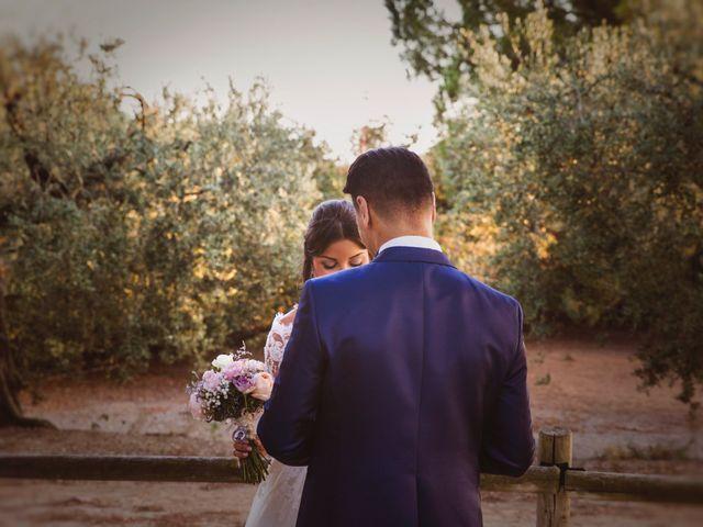 La boda de Victor y Ana en La Selva Del Camp, Tarragona 1