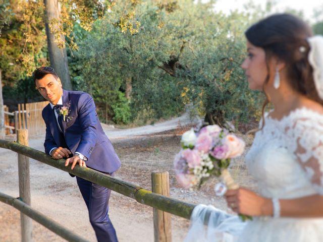 La boda de Victor y Ana en La Selva Del Camp, Tarragona 46
