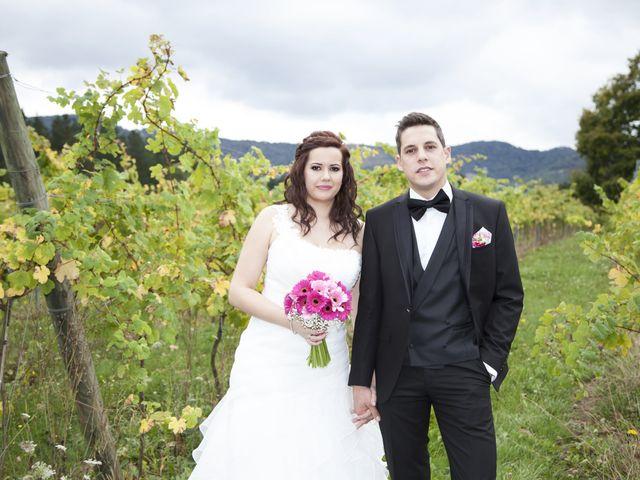 La boda de Rubén y Zuriñe en Lezama, Vizcaya 9