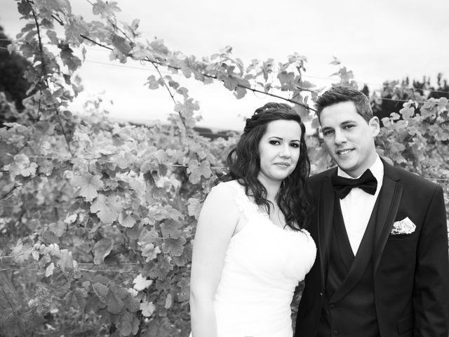 La boda de Rubén y Zuriñe en Lezama, Vizcaya 10