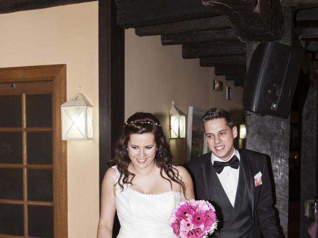 La boda de Rubén y Zuriñe en Lezama, Vizcaya 18