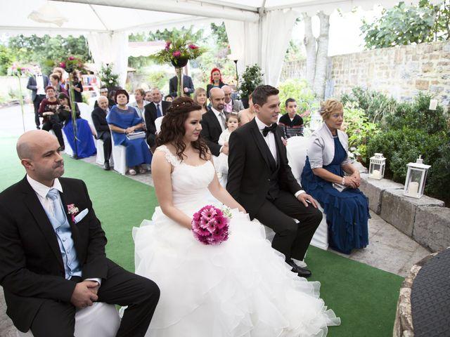 La boda de Rubén y Zuriñe en Lezama, Vizcaya 2